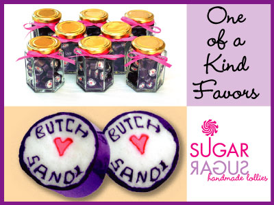 Handmade Candy, Lollies, & Lollypops - Personalized Candy - Sugar ...