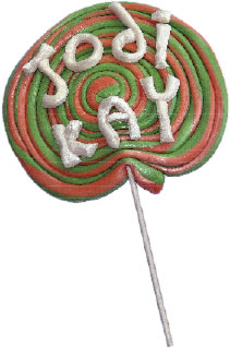 Custom Personalized Lollypop